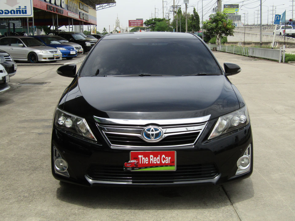 2012Toyota camry hybrid 2.5 AT